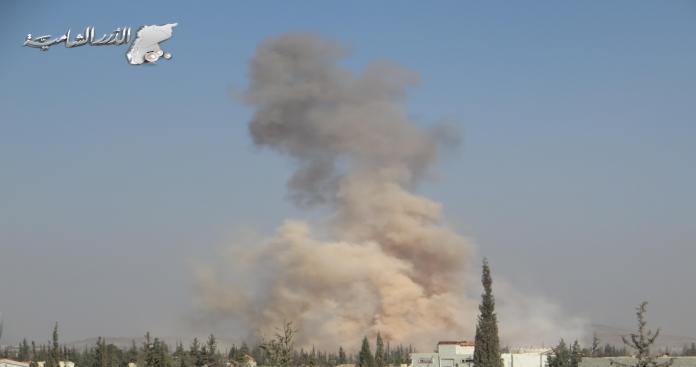 23 ضحية مدنية أمس الاثنين في مناطق متفرقة بسوريا