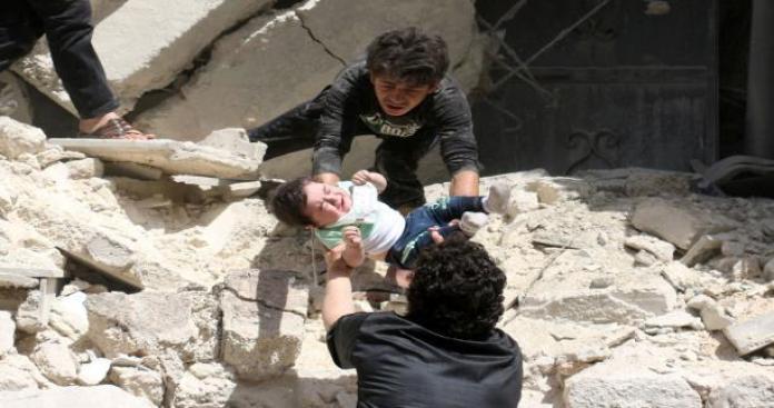 ميركل تجدد اتهامها لنظام الاسد بارتكابه جرائم ضد الانسانية