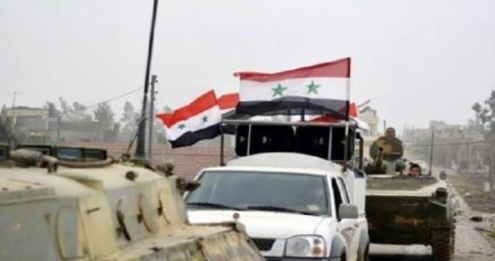 قتلى بصفوف قوات الأسد في انفجار لغم بريف درعا