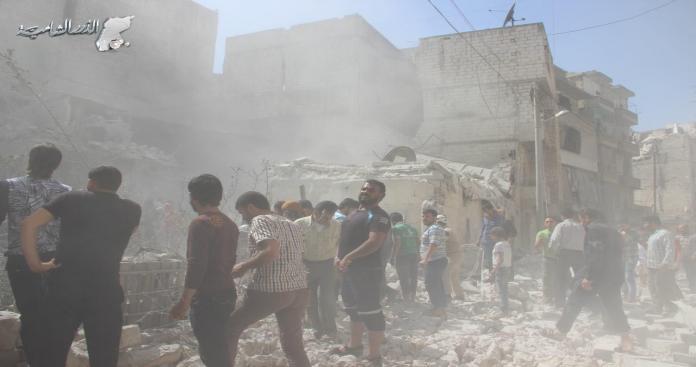 24 ضحية مدنية امس الخميس في سوريا