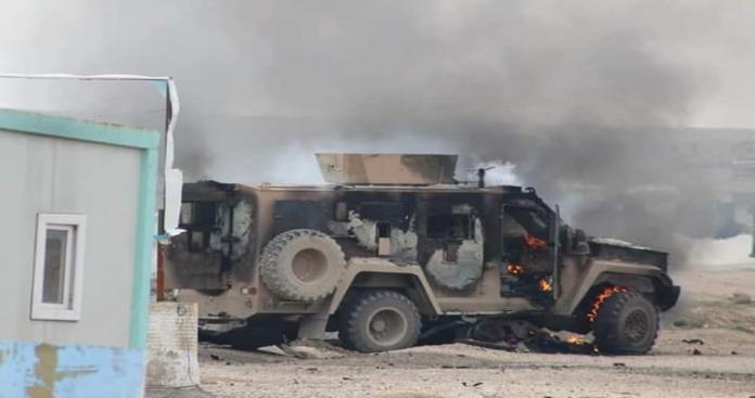 """بعد منبج.. """"تنظيم الدولة"""" يوجِّه ضربة جديدة للقوات الأمريكية وميليشيات """"قسد"""" (فيديو)"""
