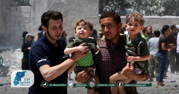 """أول بيان لـ""""الدفاع الروسية"""" بعد نقض """"نظام الأسد"""" الهدنة في إدلب"""