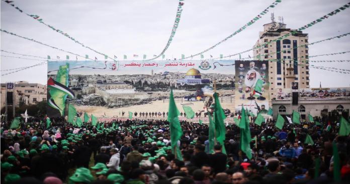 """إعلامي فلسطيني مُقرّب من المقاومة لـ""""الدرر الشامية"""": هذه رسائل """"حماس"""" في ذكرى انطلاقتها الـ31"""
