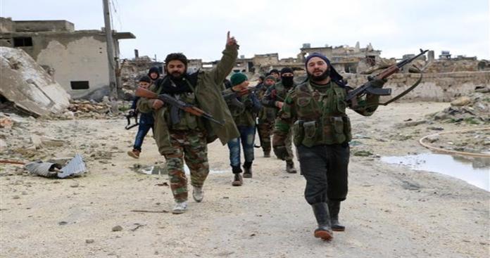 """""""تحرير الشام"""" تدحر قوات الأسد وتردي 20 عنصرًا جنوب حلب"""