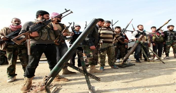 تشكيل عسكري جديد من أبناء الحسكة لقتال ال pyd بريف حلب