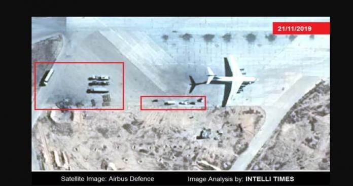"""وصول تعزيزات إيرانية إلى مطار """"تي- 4"""" بحمص.. ماعلاقة إسرائيل والسعودية؟"""