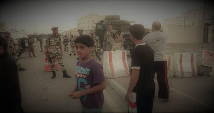 """الصلب وتقطيع جثة الطفل السعودي المعتقل """"مرتجى قريريص"""" قائد مظاهرات القطيف.. والرياض ترد (فيديو)"""