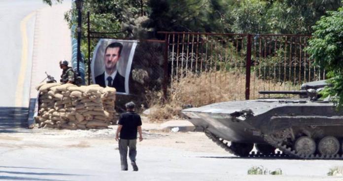 انفجار يستهدف صحفي موالي لنظام الأسد قرب العاصمة دمشق