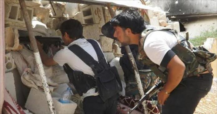 """ثوار درعا يحبطون عملية اقتحام """"دير العدس"""" ويسقطون عشرات القتلى"""