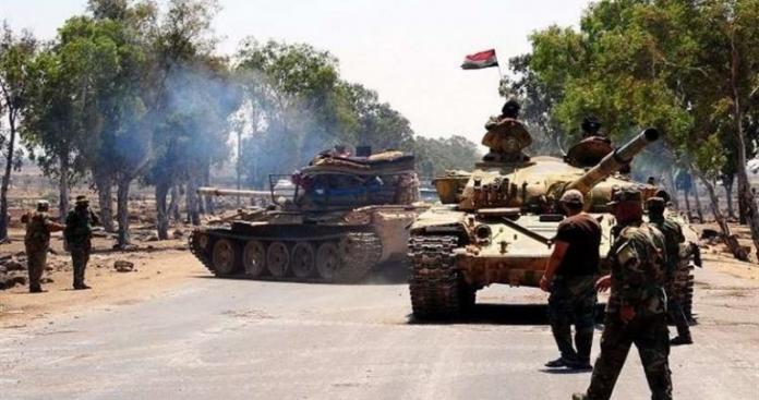 هجوم جديد يستهدف مخابرات الأسد في درعا