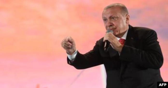 """""""أردوغان"""" يوجه رسالة هامة للأتراك حول اللاجئين.. تعرف عليها!"""