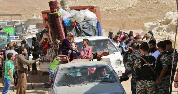 """وزير لبناني يصدم """"نظام الأسد"""" بشأن ملف اللاجئين السوريين"""
