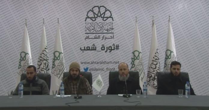 انضمام فصيل جديد لحركة أحرار الشام الإسلامية