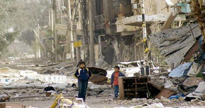 أهالي حي برزة سيدخلون قائمة المدنيين المهجرين قسرا