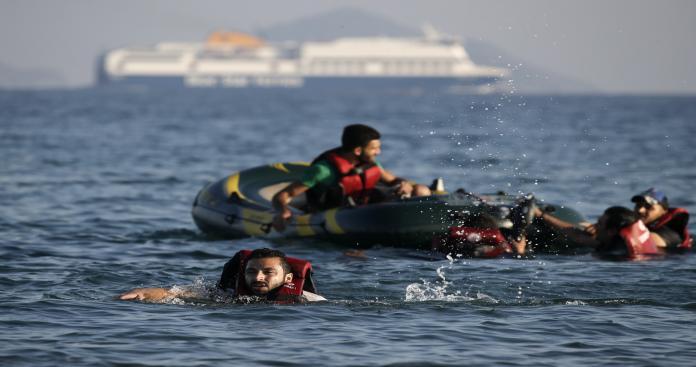 هذه الولاية الألمانية تستقبل اللاجئين الذين تم إنقاذهم من البحر