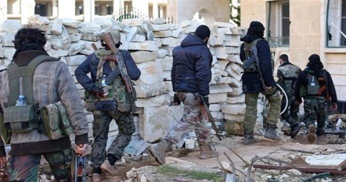 تنظيم الدولة يستعيد مناطق فقدها جنوب دمشق ويكبد النظام خسائر فادحة