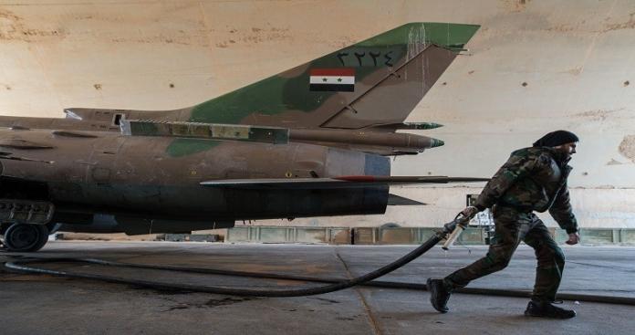 """خاص لـ""""الدرر"""".. """"نظام الأسد"""" يخلي مطار حماة العسكري بعد سيطرة الثوار على مواقع استراتيجية"""