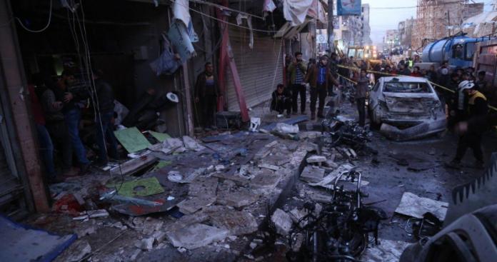 """دراجة نارية مفخخة تكسر هدوء """"الباب"""" بريف حلب"""