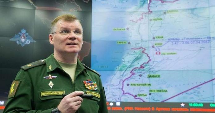 روسيا تحمل وشانطن مسوولية فشل هدنة الجنوب السوري