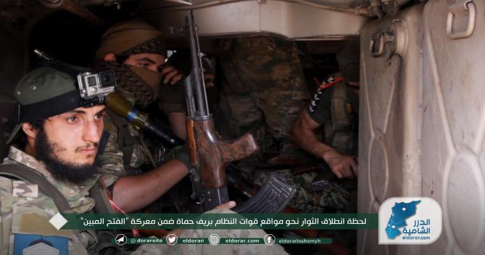 عراب المصالحات ينقلب على روسيا ويعترف بهزيمة نظام الأسد في حماة