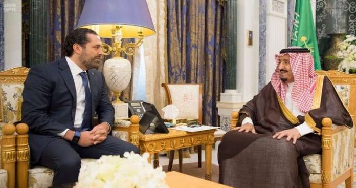 """بعد استقالة """"الحريري"""".. السعودية تكشف عن موقفها من حكومة لبنان الحالية"""