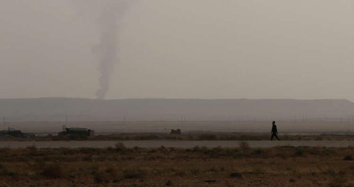 """لغم يفتك بعنصر من """"قوات الأسد"""" أثناء زرعه لاستهداف الثوار غربي حماة"""