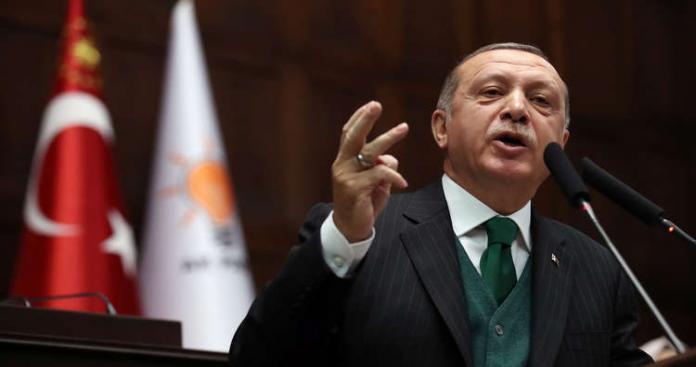 """ماذا قال """"أردوغان"""" في الذكرى الأولى لعملية """"غصن الزيتون""""؟"""