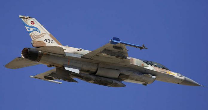 طائرات روسية تعترض مقاتلات إسرائيلية فوق سوريا