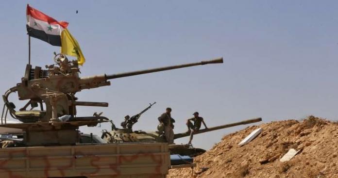 """ميليشيا """"حزب الله"""" يرسل أقوى فرقه العسكرية لدرعا.. وتوقُّعات خطيرة للمعارك بالمنطقة"""