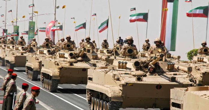 """أول اجراء عسكري في الكويت لإنهاء مشكلة """"البدون"""""""
