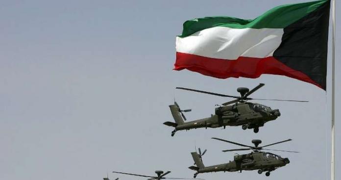 قوات عسكرية تركية تصل إلى الكويت