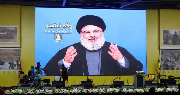 نصر الله يعلن استعداده جلب سلاح من إيران لتسليح الجيش اللبناني