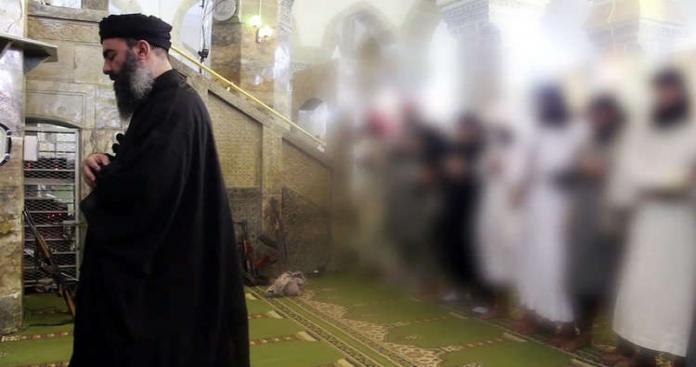 """مصادر عراقية تؤكد بقاء """"البغدادي"""" على قيد الحياة في سوريا"""