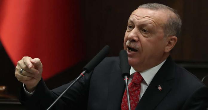 أردوغان يرد بغضب على تجمع لأحزاب المعارضة التركية أساءة للآذان