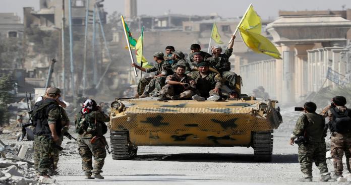مسؤول أمريكي سابق يفضح المستور.. مشروع دويلة مستقلة في سوريا قادم