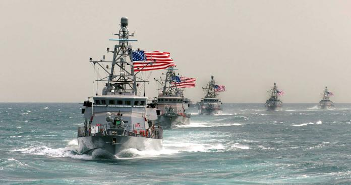بعد نشر قواتها في السعودية.. أمريكا تعلن عن عملية عسكرية بمنطقة الخليج