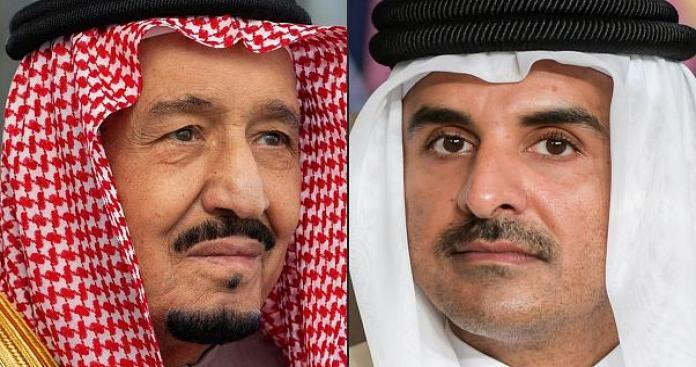 صحيفة تكشف مفاجأة بشأن مباحثات سعودية قطرية لإنهاء الأزمة