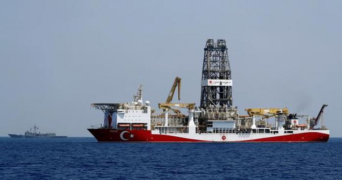 تركيا تصعد ضد مصر وتعلن عن اجراء جديد شرقي المتوسط