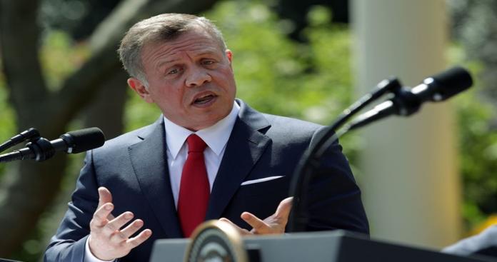 """اختفاء الملك """"عبد الله الثاني"""" يثير الجدل في الأردن"""