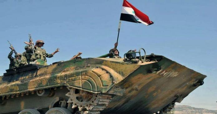 """""""قوات الأسد"""" تتلقى ضربة عسكرية على المستوى القيادي"""