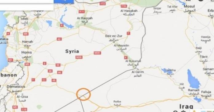 لماذا كانت الغارات على طريق دمشق - بغداد ؟