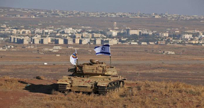 """""""يتصدّى"""" بشار للصهيونية فتخسر سورية الجولان"""