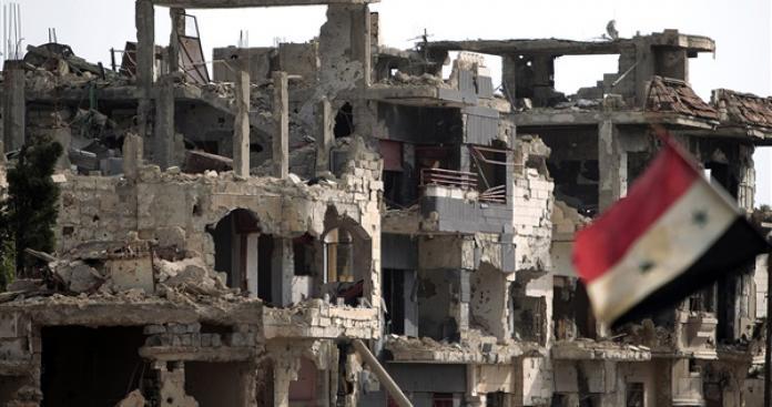 سورية الذبيحة على الموائد الرمضانية