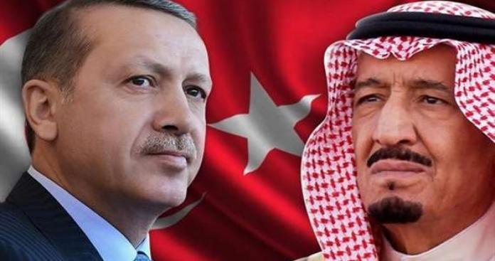 """اتصال عاجل من """"أردوغان"""" بـ""""الملك سلمان""""..وهذه تفاصيل المحادثة"""