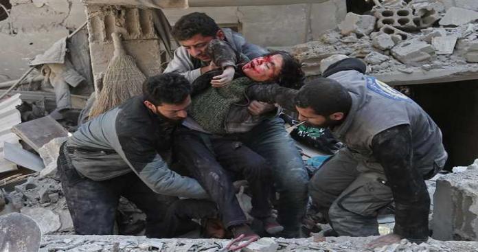 ضحايا مدنيون جراء استمرار تصعيد النظام على إدلب وحماة.. والفصائل ترد