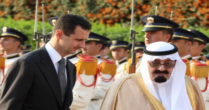 الأمير بندر بن سلطان يكشف دور السعودية في تثبيت حكم بشار الأسد بسوريا