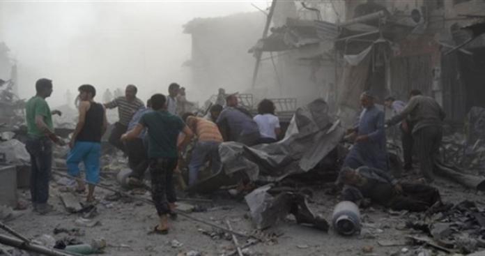 مستشار بن زايد يحرض روسيا ونظام الأسد على إبادة إدلب