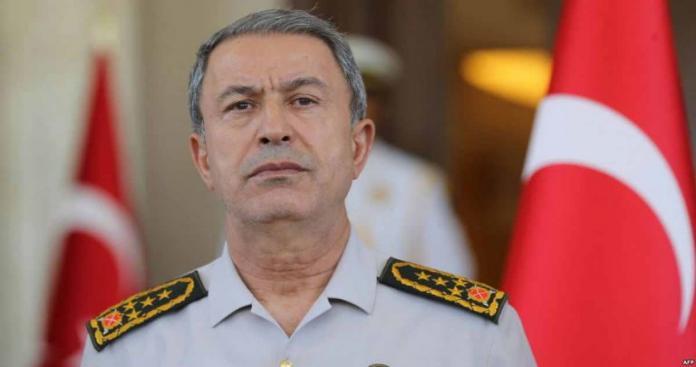 """وزير الدفاع التركي: نعمل مع أمريكا لحل مشكلة شراء """"إف 35"""""""