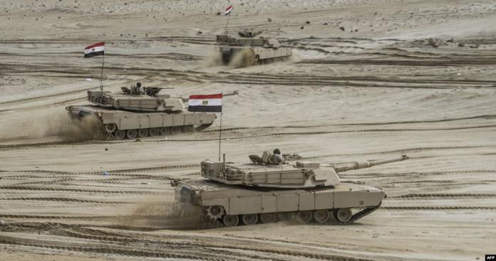 مصر تعلن عن تحركات عسكرية مفاجئة مع السعودية على وقع التصعيد ضد تركيا