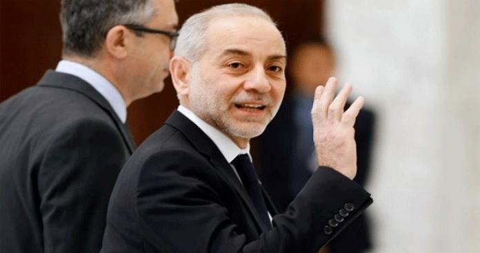 """لبنان.. معين المرعبي يرفض تسلِّيم وزارة """"شؤون النازحين"""" إلى وزير مُقرَّب من بشار الأسد"""